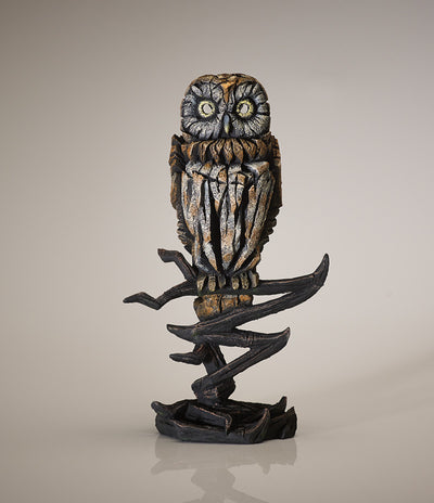 Tawny Owl by Edge Sculpture