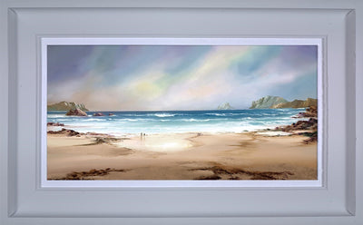 Peaceful Shores limited edition print by Philip Gray