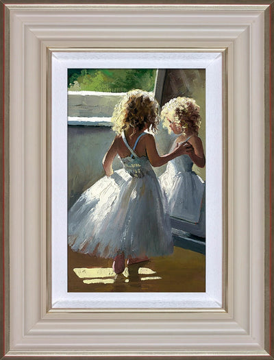 Pretty as a Picture limited edition print by Sherree Valentine Daines