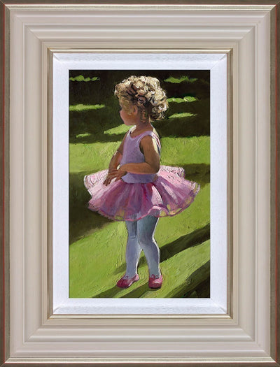 Pretty in Pink limited edition print by Sherree Valentine Daines