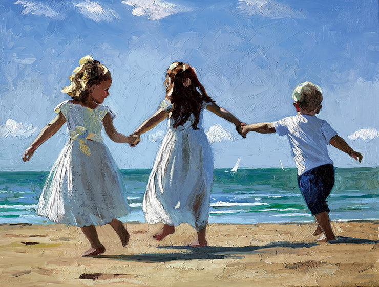 Sunkissed Memories limited edition print by Sherree Valentine Daines