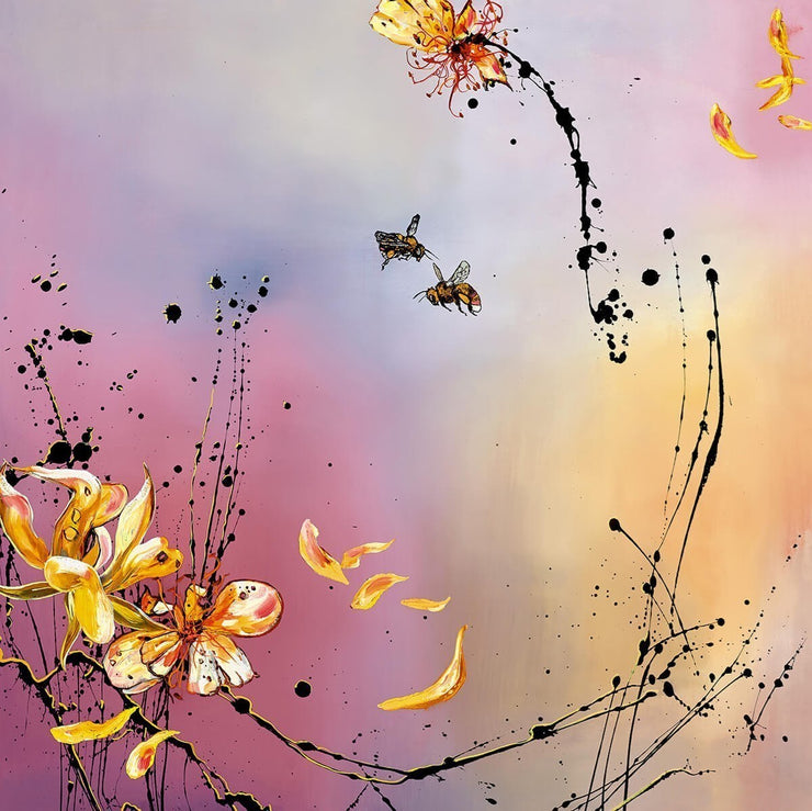 Sweet as Honey limited edition print by Kay Davenport