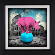 The Main Attraction limited edition framed print by Lars Tunebo