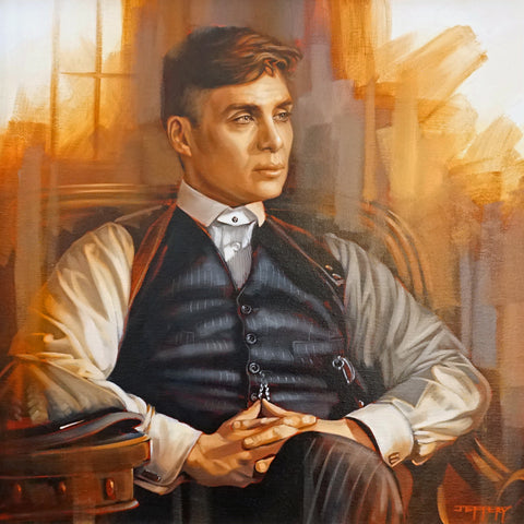 Thomas Shelby by Ben Jeffery