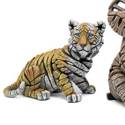 Tiger Cub by Edge Sculpture