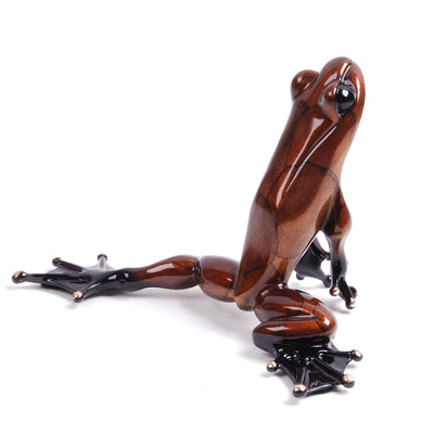 Sundance Limited Edition Bronze Sculpture by Tim Cotterill Frogman