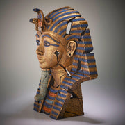 Tutankhamun from Edge Sculpture by Matt Buckley