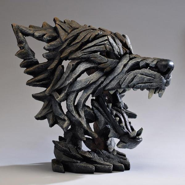 Wolf Timber by Edge Sculpture