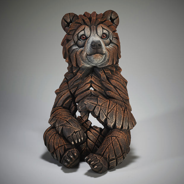 Bear Cub from Edge Sculpture by Matt Buckley