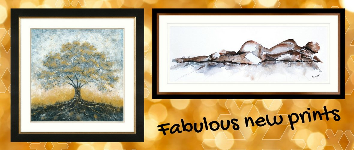Fabulous new prints