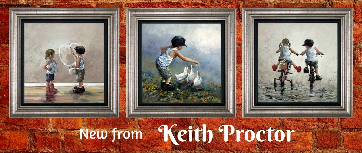 New from Keith Proctor