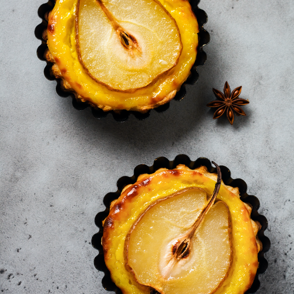 Pear Pies