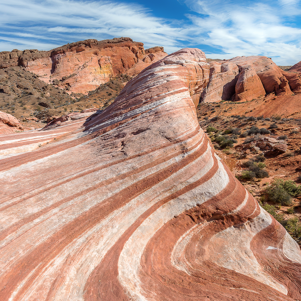 valley of fire state Park, overton, nevada, usa