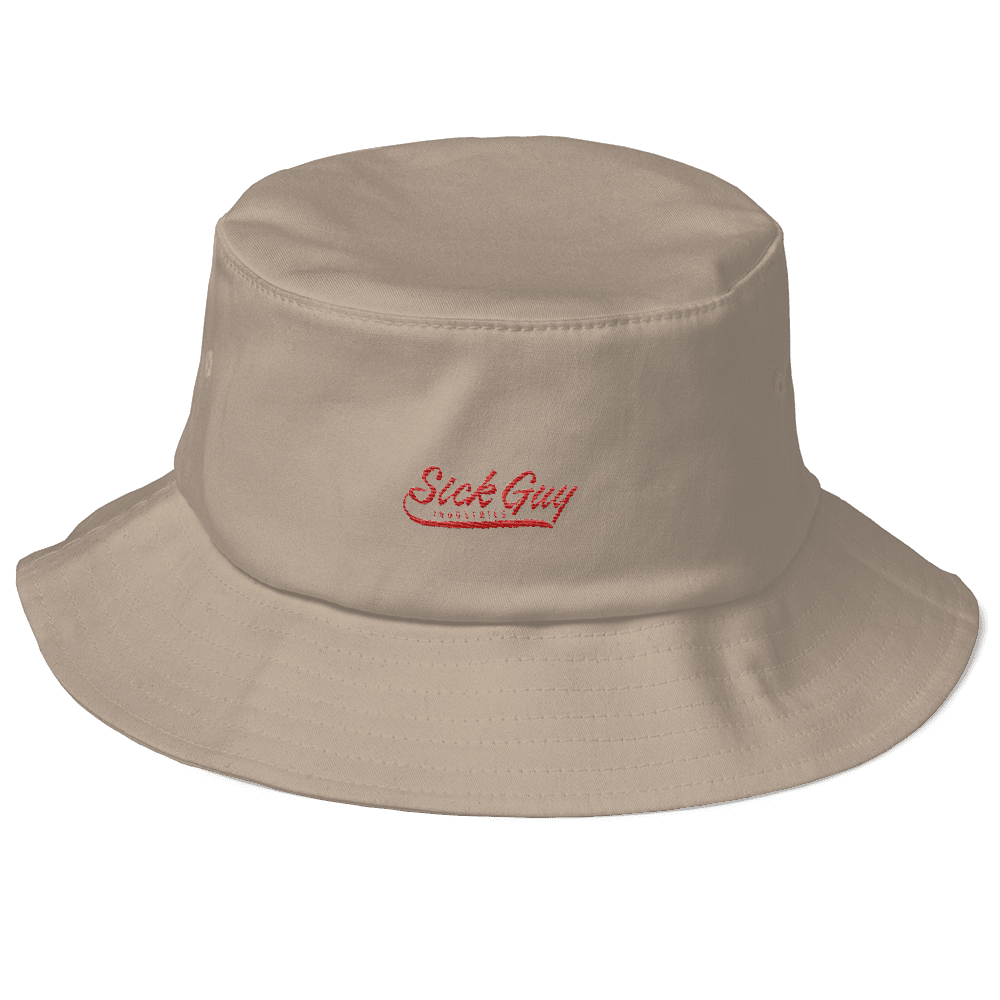 Retro Bucket Hat(V1)