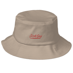 Retro Bucket Hat