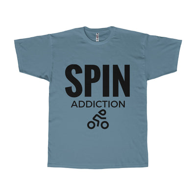 'Spin Addiction' Adult Tee