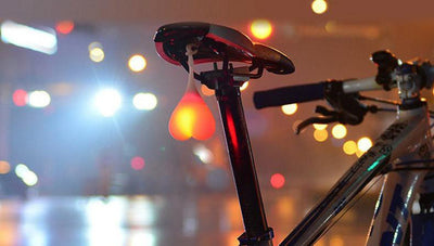 Novelty Bicycle Light Offer