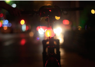 Novelty Bicycle Light