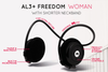 MIIEGO Womens Bluetooth Headphones