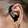 FA Black Jogger Earbuds