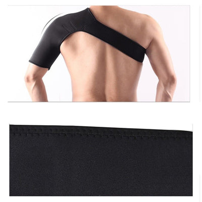 Adjustable Shoulder Brace Wrap