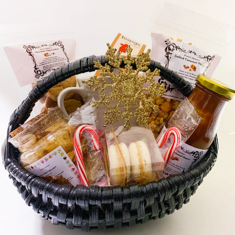 Holiday 2020: Build Your Own Deluxe Hamper