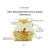 The Deconstructed Lemon Crumble