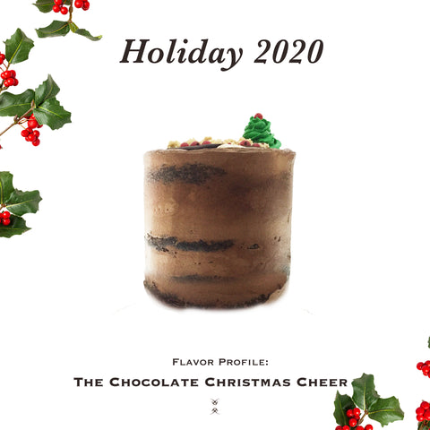 Holiday 2020: Chocolate Christmas Cheer