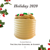 Holiday 2020: The Salted Caramel & Carrot