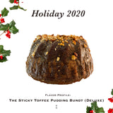 Holiday 2020: The Sticky Toffee Pudding Bundt