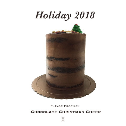Holiday 2018: Chocolate Christmas Cheer