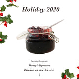 Honey's Signature Cran-Cherry Sauce