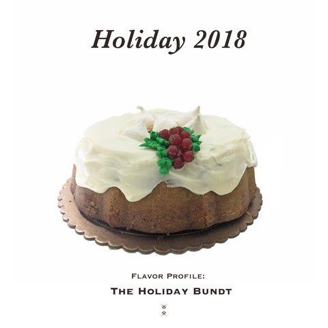 Holiday 2018: The Holiday Bundt