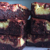 The Red Velvet Cheesecake Brownie