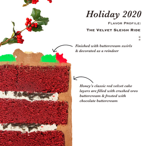 Holiday 2020: The Velvet Sleigh Ride