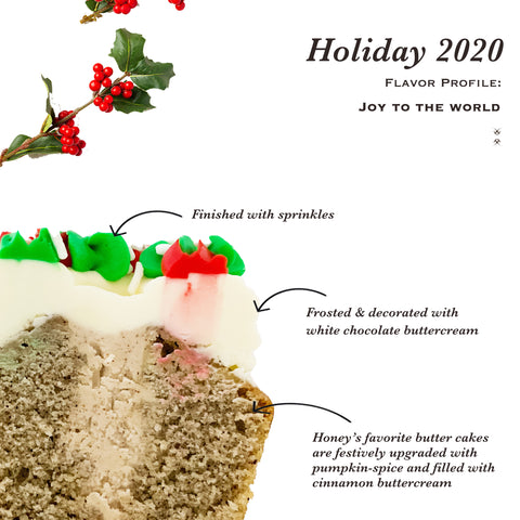 Holiday 2020: Joy To The World