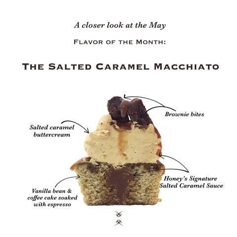 May Flavor of The Month: The Salted Caramel Macchiato