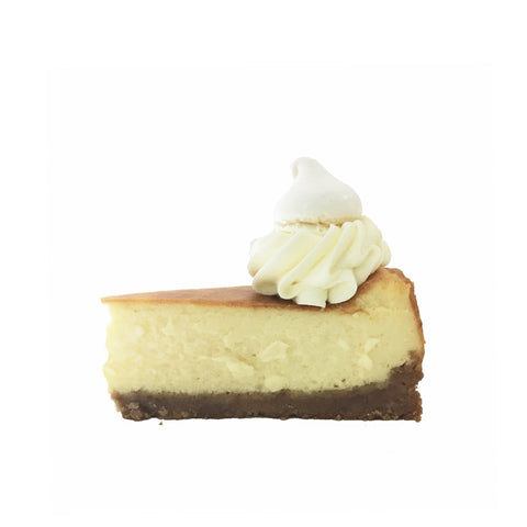 The Very Vanilla Cheesecake