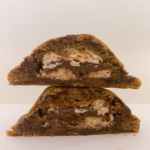 The Chocolate Chip & Nutella MacCookie
