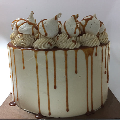 The Salted Caramel Cake