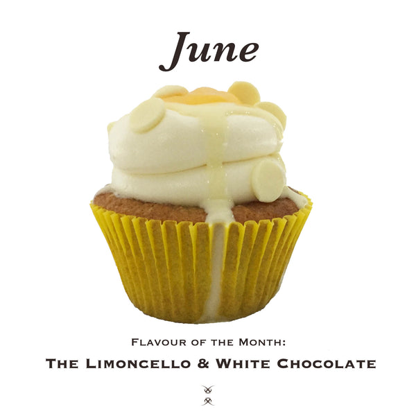 June Flavor of The Month: The Limoncello & White Chocolate