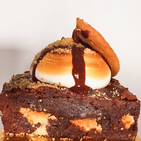 The S'mores Brownie