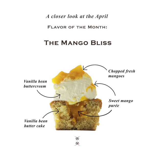 April Flavor of The Month: The Mango Bliss