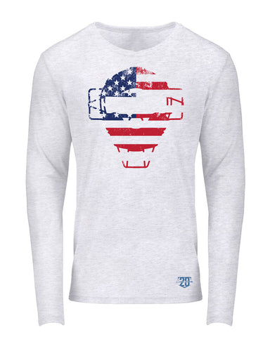 Stars and Stripes LS