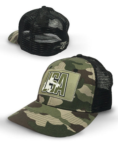 The Patriot Flex Fit Cap