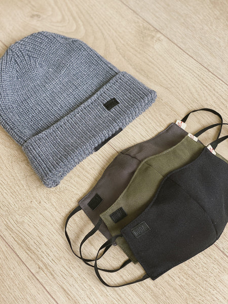 URBAN PACK IV (Enjoy Beanie + Tripack Urban Masks)