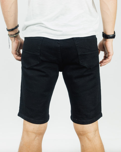 Denim Short 2021 - Negro