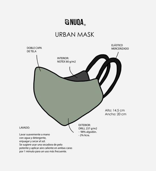 URBAN PACK II (Enjoy Beanie + Tripack Urban Masks)