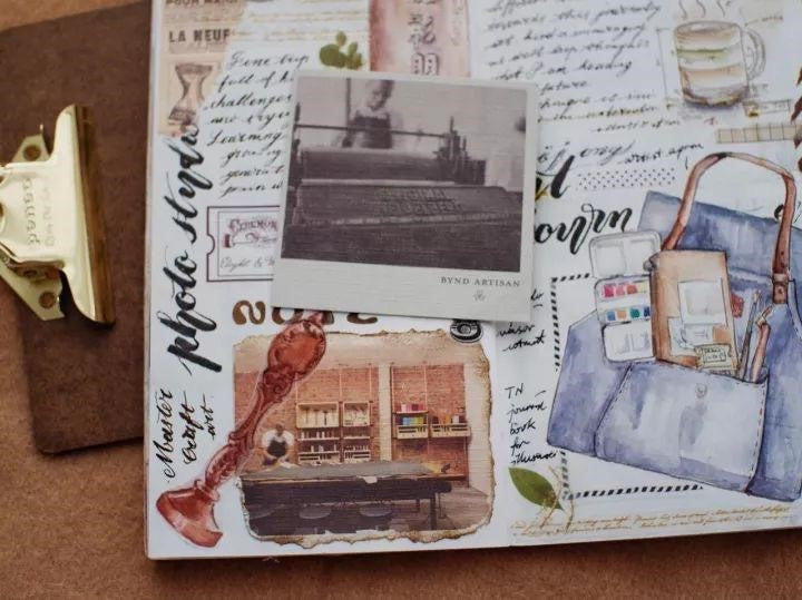 2 Upcycling Ideas For Your Bullet Journals