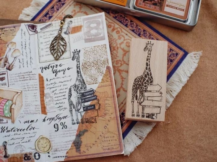 6 Ways To Use Kraft Paper In Your Bullet Journal